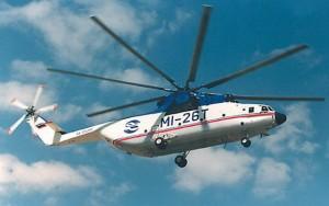 Вертолёт Ми-26Т