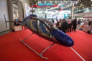Вертолёт Афалина – новейший сверхлёгкий скоростной