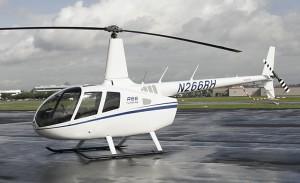 Особенности вертолетов «Робинсон»