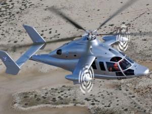 Вертолет Eurocopter X3 Hybrid