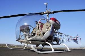 Вертолет Bell 47 GT6