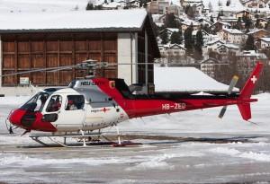 Вертолет Eurocopter Ecureuils
