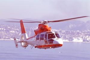 Eurocopter AS365 N3 — небесный дельфин