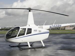Вертолет Робинсон R 66