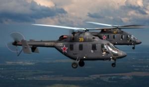 Легкий вертолет «Ансат-У»