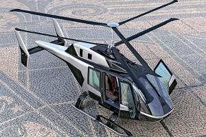 Новый многоцелевой вертолет VRT500