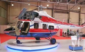 Новый украинский вертолет Надежда