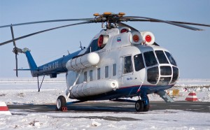 Первый санитарный вертолет для Чукотки