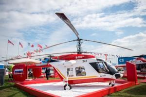 Вертолет Ка-226Т, разработанный с помощью виртуального проекта