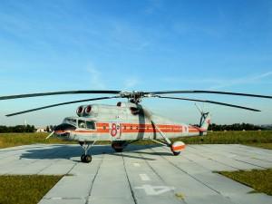 Вертолет Ми-10