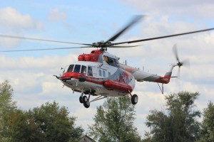Построен первый серийный вертолет Ми-171А2