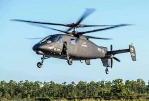 В США начинаются испытания высокоскоростного вертолёта-разведчика