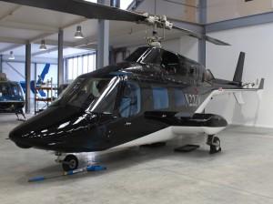 Вертолет Bell 222