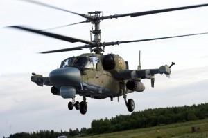 Египетские Ка-52 стали самыми мощными боевыми вертолетами в Африке