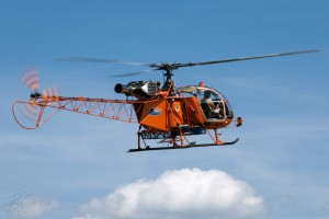 Вертолет Aerospatiale SA 315B Lama