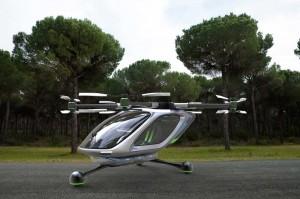 Многоцелевой дрон Jetpack Aviation