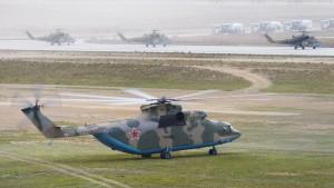 Китай и Россия планируют собрать 200 тяжелых вертолетов AHL