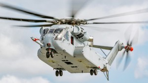 Самый дорогой вертолёт ВВС США CH-53K King Stallion