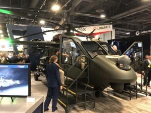 В США представили макет необычного боевого вертолета