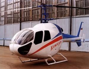 Вертолет Ка-115